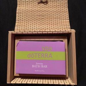 Doterra serenity bath bar and holder
